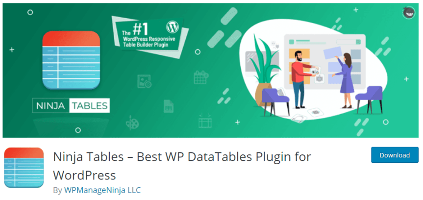 Best Plugins for Creating Tables in WordPress