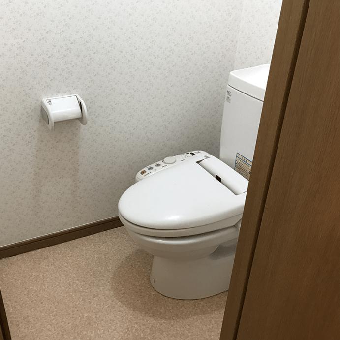 エクセレンスツツミ「トイレ」