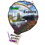 icon and link to the MAP - Michigan Activity Pass
