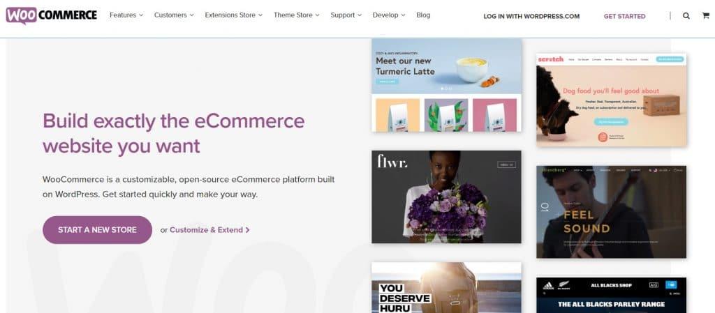 Woocommerce to create restaurant ordering in WordPress