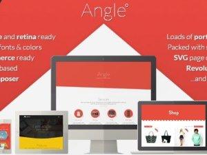 Angle - Flat Responsive Bootstrap MultiPurpose Theme
