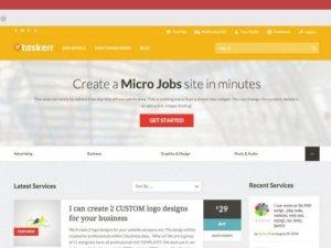 AppThemes Taskerr WordPress Themes