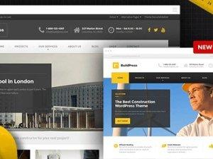 BuildPress - Construction Business WP Theme