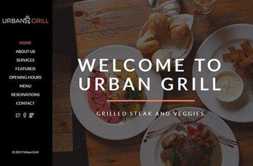 CyberChimps Urban Grill WordPress Theme