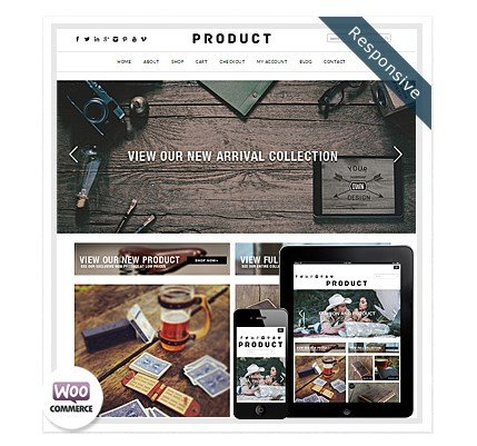 Dessign Product WooCommerce Themes