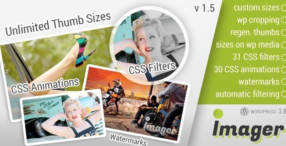 Imager - Amazing Image Tool for WordPress