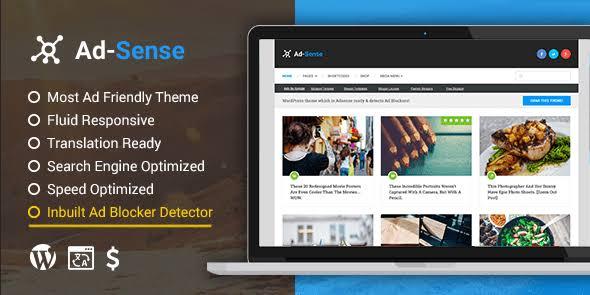 WPLocker-MyThemeShop Ad-Sense WordPress Theme