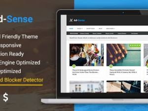 WPLocker-MyThemeShop Ad-Sense WordPress Theme