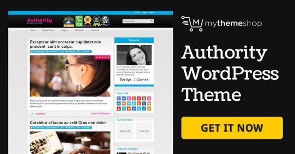 WPLocker-MyThemeShop Authority WordPress Theme