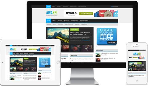 WPLocker-MyThemeShop Awake WordPress Theme