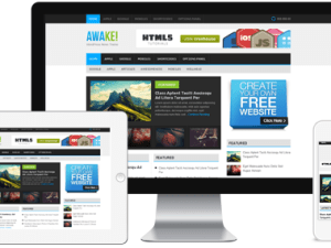 WPLocker-MyThemeShop Awake WordPress Theme