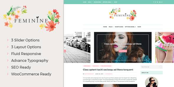 WPLocker-MyThemeShop Feminine WordPress Theme