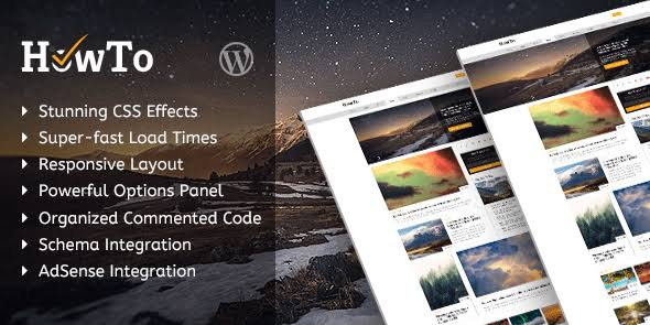 WPLocker-MyThemeShop HowTo WordPress Theme
