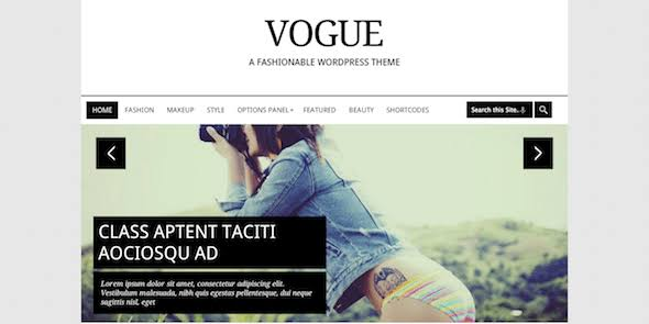 WPLocker-MyThemeShop Vogue WordPress Theme