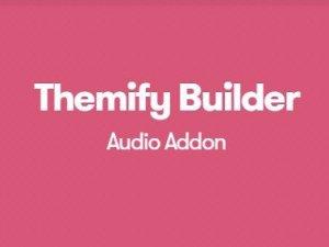 Themify Builder Audio Addon