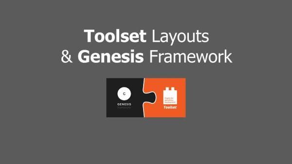 WPLocker-Toolset Genesis Integration