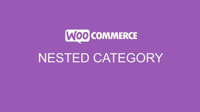 WooCommerce Nested Category Layout