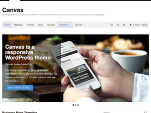 WooThemes Canvas WooCommerce Themes