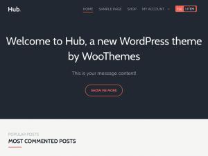 WooThemes Hub WooCommerce Themes