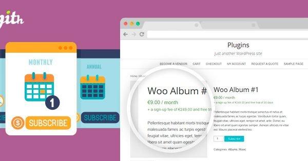 YITH WooCommerce Subscription Premium