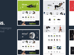 Aboss - Responsive Theme for WooCommerce WordPress