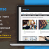 Ad-Sense - Premium WordPress Blog Theme