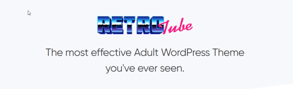WP-Script: RetroTube