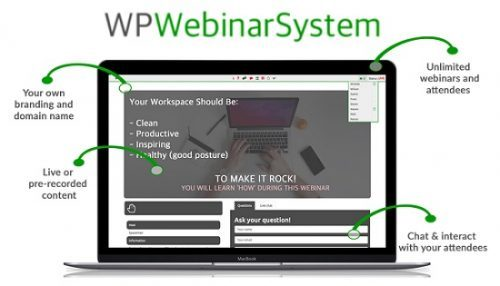Wp Webinarsystem Pro - The Best Webinar Plugin For WordPress
