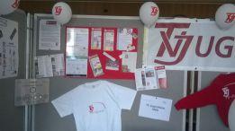 TVJ Stand