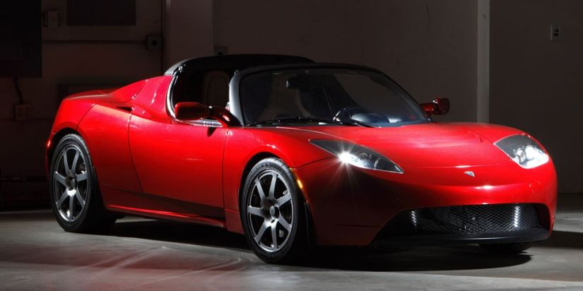 Tesla 2008 Roadster