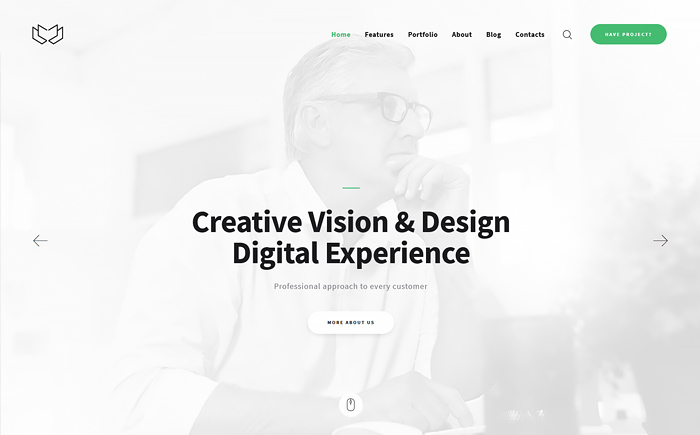 Deviox | Multi-Purpose Business WordPress Theme