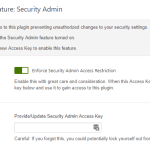 Shield Security for WordPress Security Admin