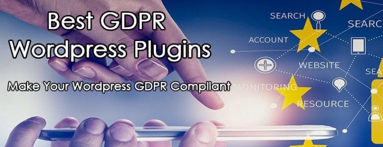 Best Wordpress Plugins GDPR Compliant