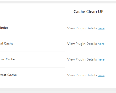 Scheduled Cache Cleaner For Wordpress Cache Plugin-min