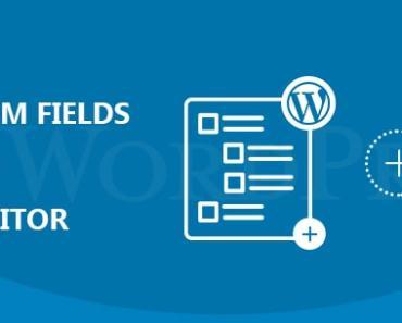 Custom Fields For Gutenberg Editor-min