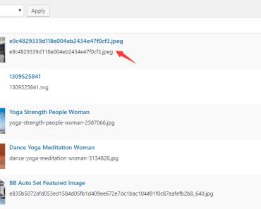 Randomly Rename Images After Uploading - Unique Rename Image File Upload