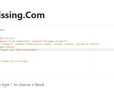 Raw HTML Block For Gutenberg - ACE HTML Block