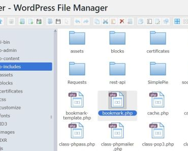 Advanced File Manager For Wordpress - Filester
