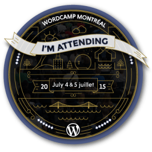 WordCamp Montreal 2015