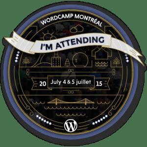 WordCamp Montreal 2015