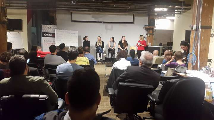 Meetup de la communauté WordPress Montreal