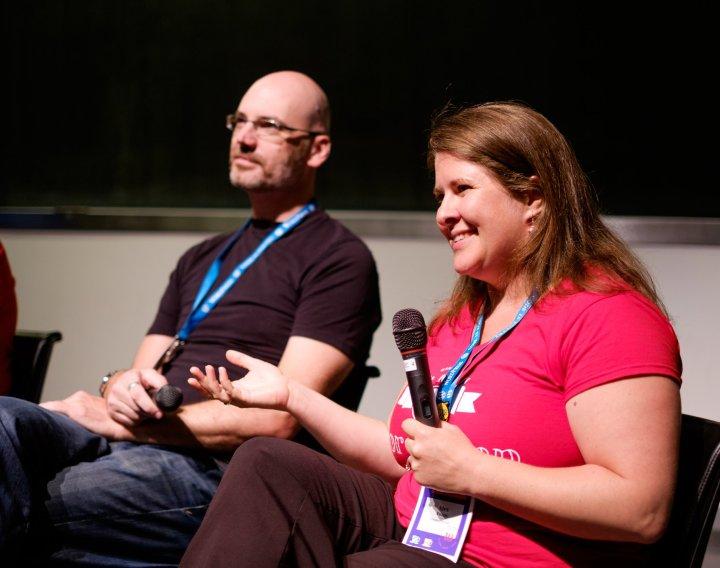 WordCamp speakers
