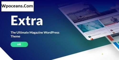 Extra v4.10.3 - Elegantthemes Premium WordPress Theme
