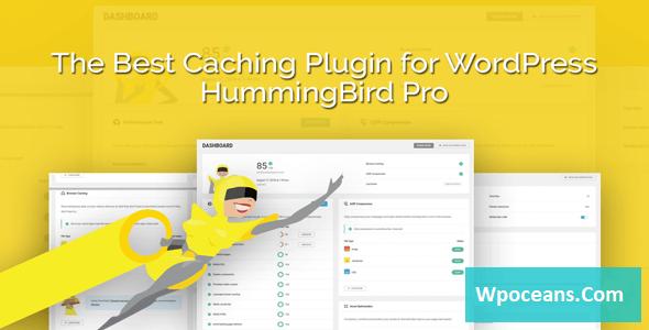 Hummingbird Pro v3.1.1 - WordPress Plugin (Wpoceans.Com)