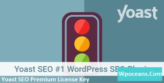 Yoast SEO Premium License Key - WordPress SEO plugin