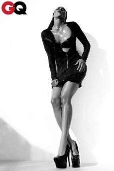 Ciara GQ Black
