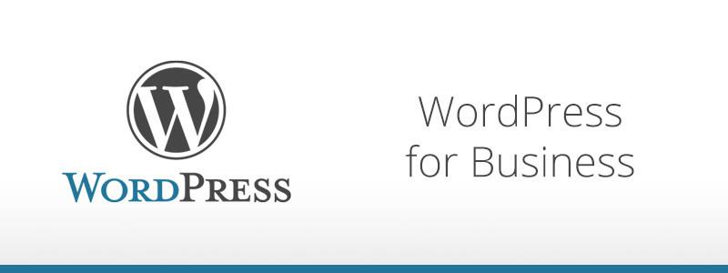 switch your business to WordPress