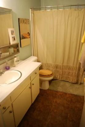 Łazienka ze zdjęć właścicielki