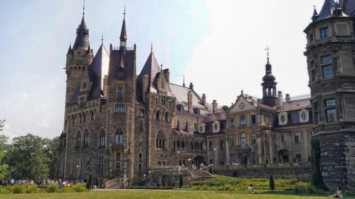 Moszna - Opolski Hogwart