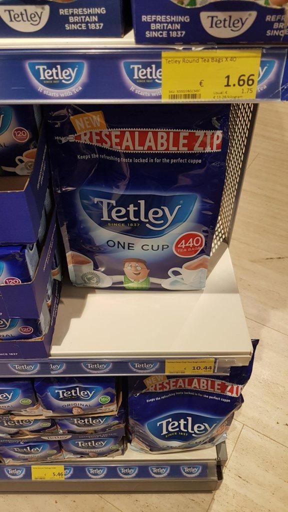 cena herbaty naMalcie
